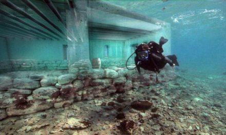 Un oras antic din Mediterana readus la lumina de cercetatori